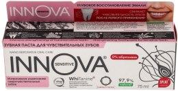 """Зубная паста """"Укрепляющая безабразивная"""" для особо чувствительных зубов - SPLAT Innova — фото N4"""