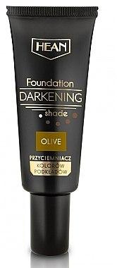 Затемняющая основа под макияж оливковая - Hean Darkening Shade