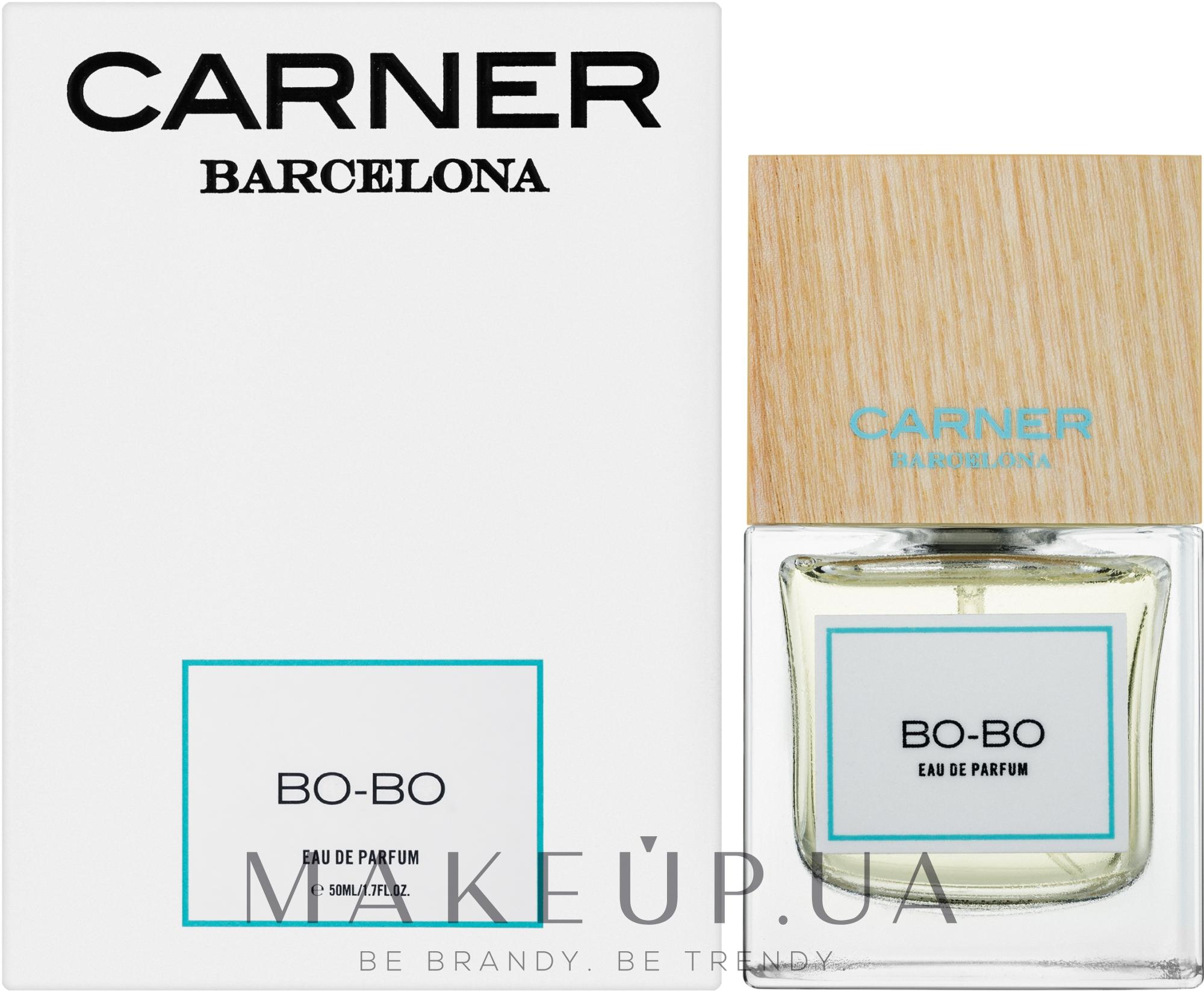 Carner Barcelona Bo-Bo - Парфюмированная вода — фото 50ml