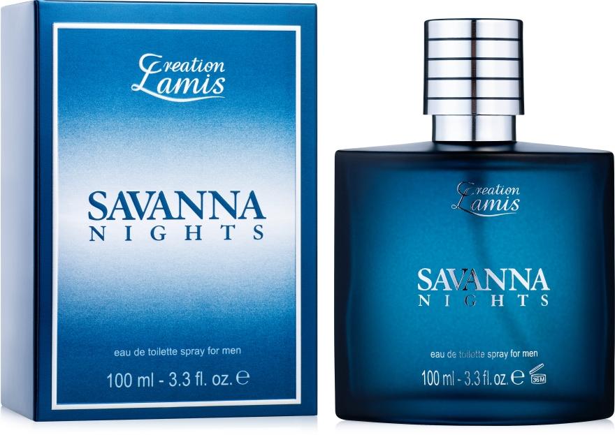 Creation Lamis Savanna Nights - Туалетная вода