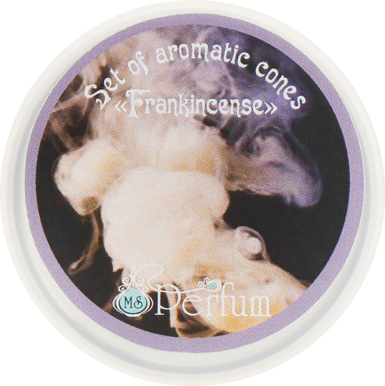 Арома-конусы с ароматом ладана - MSPerfum