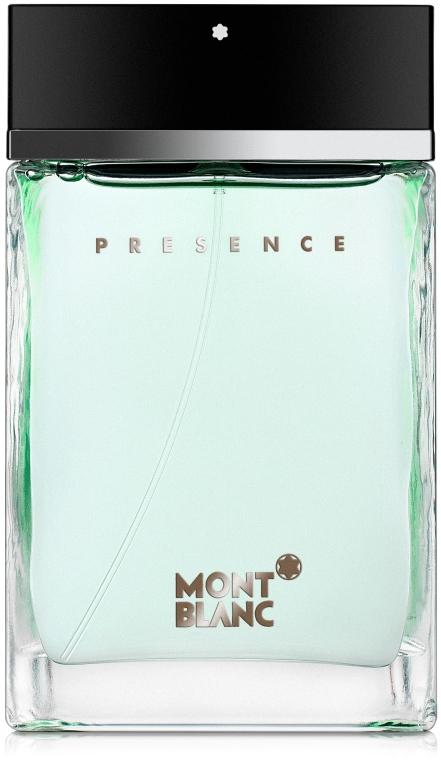 Montblanc Presence - Туалетная вода (тестер)