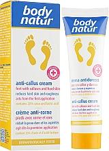 Духи, Парфюмерия, косметика Крем для ног, антимозольный - Body Natur Anti-Callus & Hard Skin