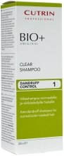 Духи, Парфюмерия, косметика BIO+ Шампунь против перхоти для нормальных и окрашенных волос - Cutrin BIO+ Clear Shampoo