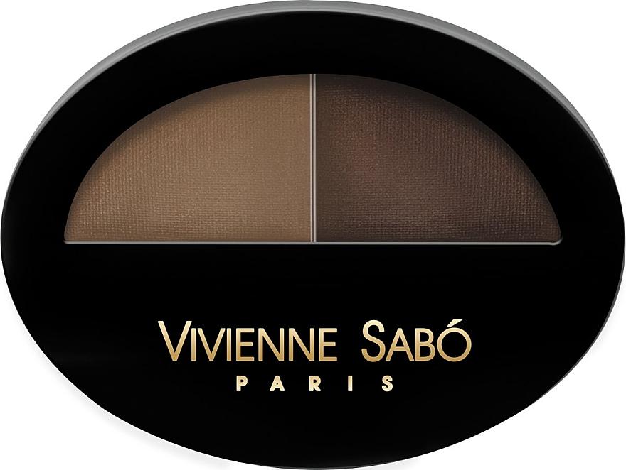 Тени для бровей - Vivienne Sabo Brow Arcade