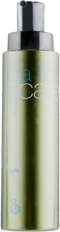 Освежающий шампунь для волос - Bingo Gocare Refreshing Shampoo