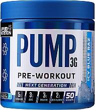 Духи, Парфюмерия, косметика Многокомпонентная смесь из 12 веществ для поддержания мышечной деятельности и кровотока - Applied Nutrition Pump 3G Zero Stimulant Icy Blue Raz