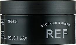 Духи, Парфюмерия, косметика Воск сильной фиксации для волос - REF Rough Wax