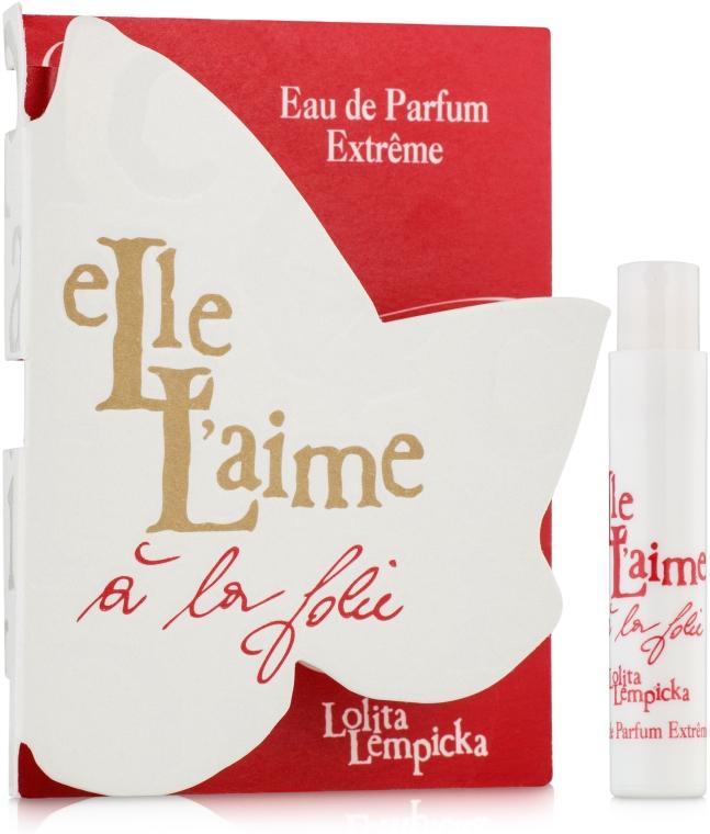 Lolita Lempicka Elle L'aime A La Folie - Парфюмированная вода (пробник)