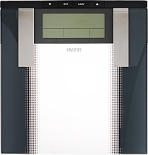 Духи, Парфюмерия, косметика Умные весы, SBG 21, серые - Sanitas Smart Bathroom Scales