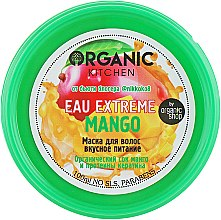 "Духи, Парфюмерия, косметика Маска для волос ""Вкусное питание. Eau extreme mango"" от блогера @nikkoko8 - Organic Shop Organic Kitchen"