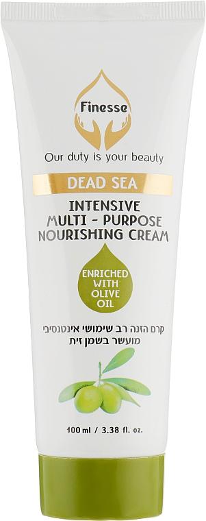 Универсальный многофункциональный крем с оливковым маслом - Finesse Multi-Purpose Intensive Nourishing Cream