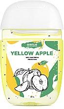 """Парфумерія, косметика Антибактеріальний гель для рук """"Yellow apple"""" - SHAKYLAB Anti-Bacterial Pocket Gel"""