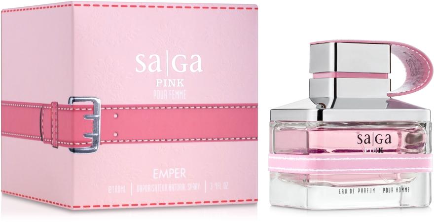 Emper Saga Pink - Парфюмированная вода