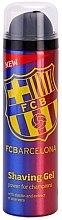 Духи, Парфюмерия, косметика Гель для бритья для мужчин - EP Line FC Barcelona