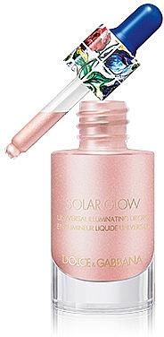 Жидкий хайлайтер - Dolce&Gabbana Solar Glow Universal Illuminating Drops