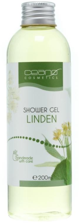 """Гель для душа """"Липа"""" - Ceano Cosmetics Shower Gel Linden"""