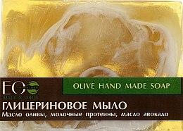 Духи, Парфюмерия, косметика Глицериновое мыло - ECO Laboratorie Ecolab Olive Soap