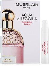 Духи, Парфюмерия, косметика Guerlain Aqua Allegoria Granada Salvia - Туалетная вода (пробник)