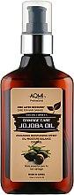 Духи, Парфюмерия, косметика Восстанавливающее масло для поврежденных волос с жожоба - Aomi Jojoba Oil Essence