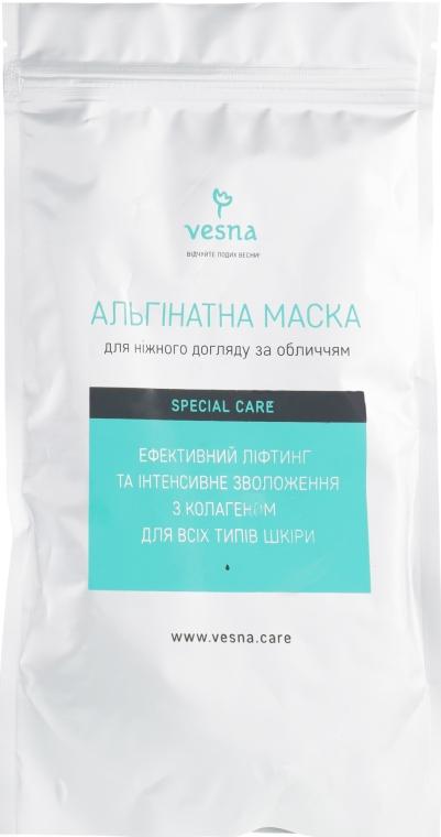 Альгинатная маска для лица - Vesna Special Care