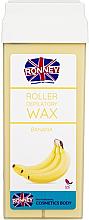 """Духи, Парфюмерия, косметика Воск для депиляции в картридже """"Банан"""" - Ronney Professional Wax Cartridge Banana"""