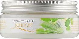 """Духи, Парфюмерия, косметика Йогурт для тела """"Солнечный цвет"""" - Ceano Cosmetics Body Yoghurt"""