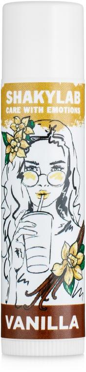 "Бальзам для губ ""Vanilla"" - SHAKYLAB Lip Balm — фото N1"
