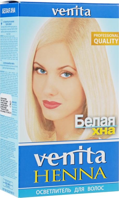 Осветлитель для волос - Venita Henna