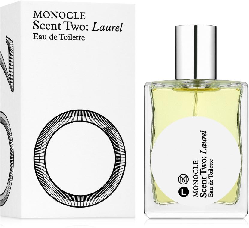 Comme des Garcons Monocle Scent Two: Laurel - Туалетная вода