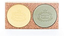 Духи, Парфюмерия, косметика Набор - Essencias de Portugal Senses Collection (soap/2x50g)