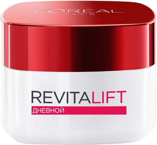 Дневной крем против морщин - L'Oreal Paris Revitalift Day Cream