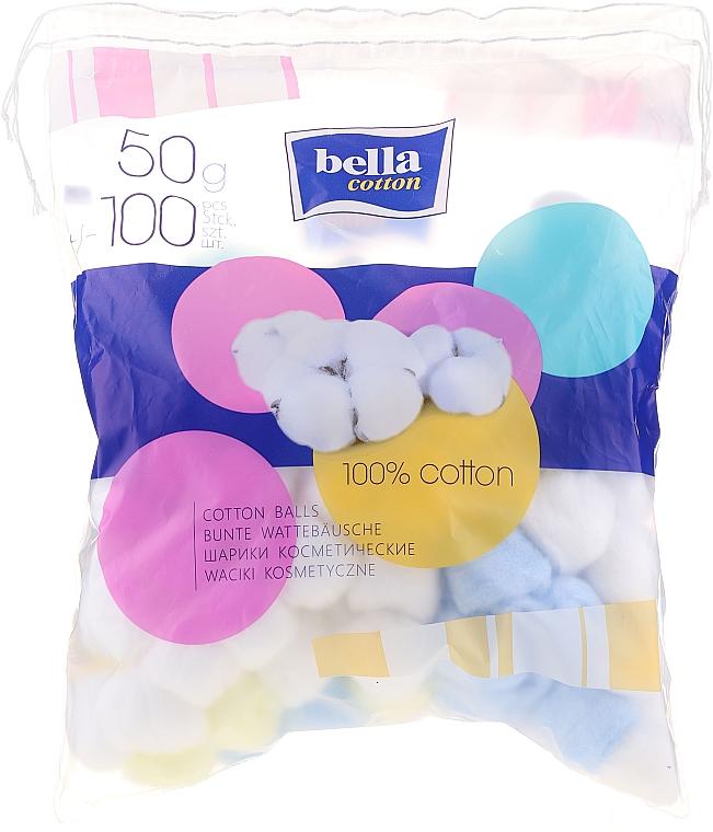 Ватные шарики косметические - Bella Cotton Balls
