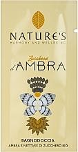 Духи, Парфюмерия, косметика Nature's Zucchero d'Ambra - Гель для душа (пробник)