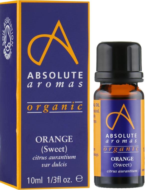 """Эфирное масло """"Апельсин (сладкий)"""" - Absolute Aromas"""