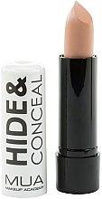 Духи, Парфюмерия, косметика Консилер для лица - MUA Hide & Conceal Cover Up Stick