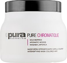 Маска для окрашенных волос - Pura Kosmetica Chromatique Color — фото N3