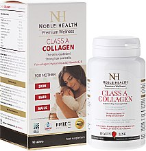 Парфумерія, косметика Комплекс для догляду за волоссям, шкірою та нігтями - Noble Health Premium Wellnes Class A Collagen
