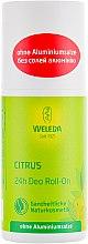 Набор - Weleda 100 % Morning Energy Citrus (sh/gel/200ml + deo/50ml)  — фото N3