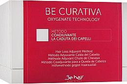 Духи, Парфюмерия, косметика Набор от выпадения волос - Be hair Be Curativa (smp/150ml + h/gel/3*30ml + h/ser/3*10ml)
