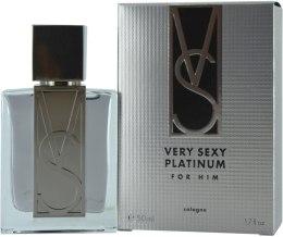 Духи, Парфюмерия, косметика Victoria's Secret Very Sexy Platinum for Him - Одеколон