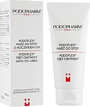 Духи, Парфюмерия, косметика Мазь для стоп с 10% мочевины - Podopharm Professional Podoflex Feet Ointment