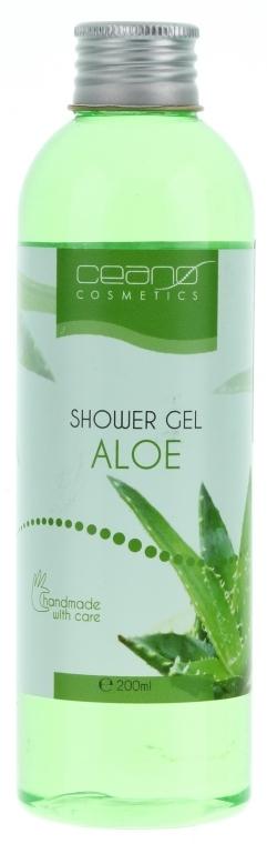 "Гель для душа ""Алоэ"" - Ceano Cosmetics Shower Gel Aloe"