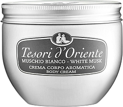 Духи, Парфюмерия, косметика Tesori d`Oriente White Musk - Крем для тела