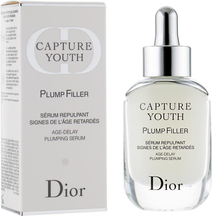 Сыворотка для упругости кожи - Dior Capture Youth Plump Filler Age-Delay Plumping Serum