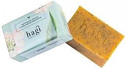 Духи, Парфюмерия, косметика Натуральное мыло с маслом облепихи и маком - Hagi Natural Soap