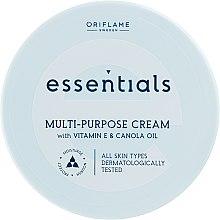 Духи, Парфюмерия, косметика Универсальный увлажняющий крем для лица и тела - Oriflame Essentials