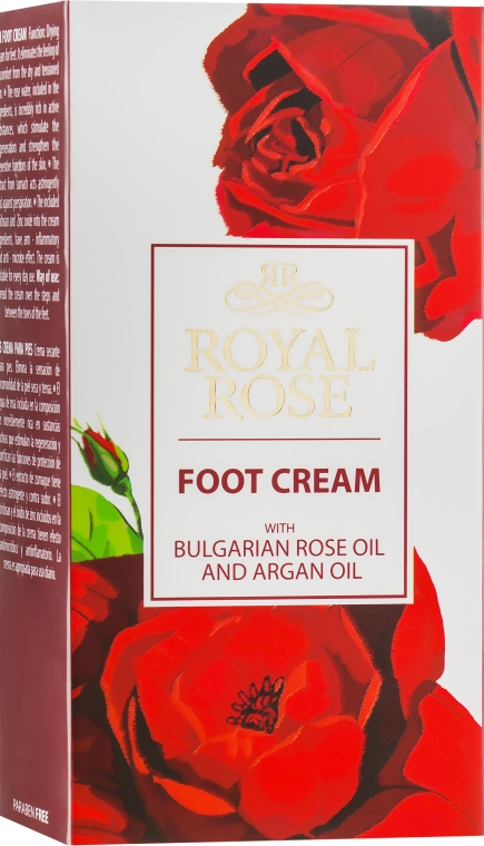 Крем для ног - BioFresh Royal Rose Foot Cream — фото N1