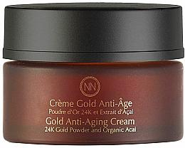 Духи, Парфюмерия, косметика Антивозрастной крем для лица - Innossence Innor Gold Anti-Aging Cream