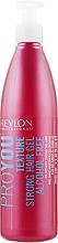 Гель сильної фіксації без спирту - Revlon Professional Pro You Texture Strong Hair Gel Alcohol Free — фото N1